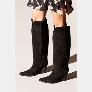 Free People x Jeffrey Campbell Josey Tall Boot
